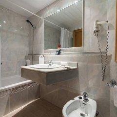 Hotel Exagon Park Club & Spa ванная