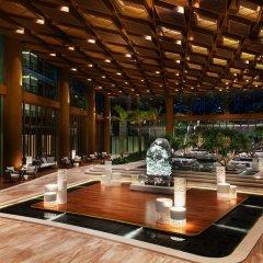 JW Marriott Hotel Sanya Dadonghai Bay фитнесс-зал
