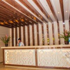 Sun Beach Hotel Сиде интерьер отеля