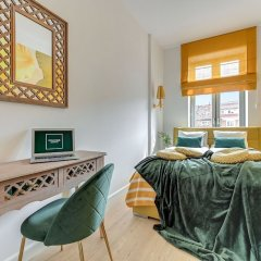 Апартаменты Old Town - OldNova by Welcome Apartment Гданьск сейф в номере