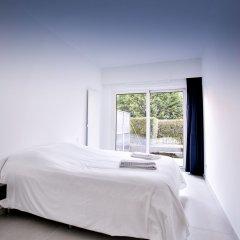 Апартаменты Renaissance Park Apartments Брюссель комната для гостей