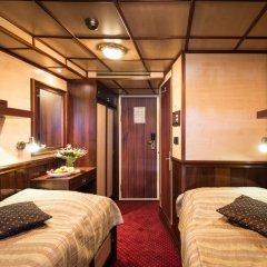 Florentina Boat Hotel Прага комната для гостей фото 5