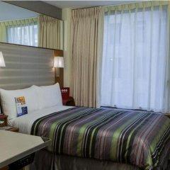 Отель Club Quarters Grand Central 4* Стандартный номер с двуспальной кроватью фото 6