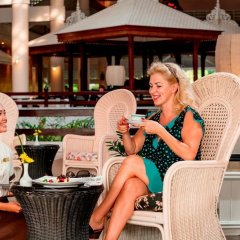 Отель Thavorn Palm Beach Resort Phuket Таиланд, Пхукет - 10 отзывов об отеле, цены и фото номеров - забронировать отель Thavorn Palm Beach Resort Phuket онлайн интерьер отеля фото 2
