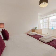 Отель Roomspace Apartments -Groveland Court Великобритания, Лондон - отзывы, цены и фото номеров - забронировать отель Roomspace Apartments -Groveland Court онлайн комната для гостей фото 4