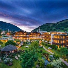 Отель Beauty & Wellness Resort Garberhof Маллес-Веноста вид на фасад