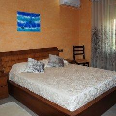 Отель GEGA Берат комната для гостей
