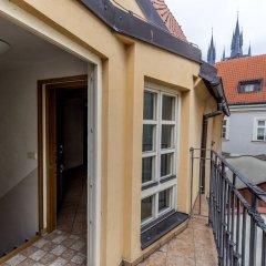 Отель FanTom Home Чехия, Прага - отзывы, цены и фото номеров - забронировать отель FanTom Home онлайн балкон