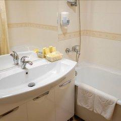 Гостиница Гагарин ванная фото 2