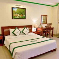 Отель Green Hotel Вьетнам, Вунгтау - отзывы, цены и фото номеров - забронировать отель Green Hotel онлайн комната для гостей фото 5