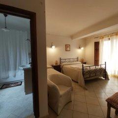 Отель Il ritrovo delle Volpi Италия, Аджерола - отзывы, цены и фото номеров - забронировать отель Il ritrovo delle Volpi онлайн комната для гостей фото 5