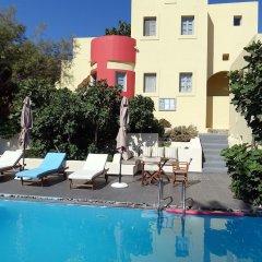 Отель Merovigla Studios Греция, Остров Санторини - отзывы, цены и фото номеров - забронировать отель Merovigla Studios онлайн фото 19
