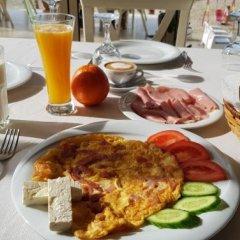 Отель Arberia Албания, Голем - отзывы, цены и фото номеров - забронировать отель Arberia онлайн питание фото 2