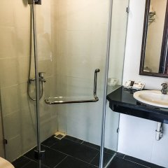 Апартаменты Maxshare Hotels & Serviced Apartments ванная
