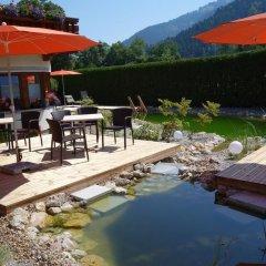 Отель Aparthotel Bergland Австрия, Зёлль - отзывы, цены и фото номеров - забронировать отель Aparthotel Bergland онлайн бассейн