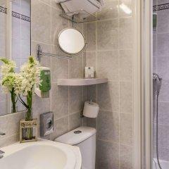 Отель Comfort Hotel Nation Pere Lachaise Paris 11 Франция, Париж - 2 отзыва об отеле, цены и фото номеров - забронировать отель Comfort Hotel Nation Pere Lachaise Paris 11 онлайн ванная