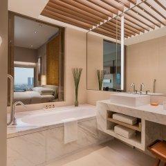 Отель Hyatt Regency Xiamen Wuyuanwan Китай, Сямынь - отзывы, цены и фото номеров - забронировать отель Hyatt Regency Xiamen Wuyuanwan онлайн ванная