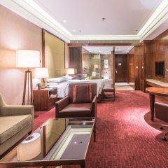 Jixian Marriott Hotel интерьер отеля