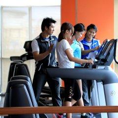 Отель Park Village Serviced Suites Бангкок фитнесс-зал