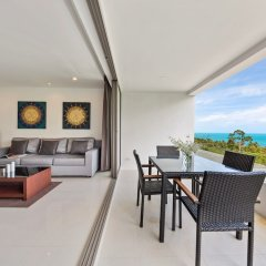 Отель Tranquil Residence 1 Таиланд, Самуи - отзывы, цены и фото номеров - забронировать отель Tranquil Residence 1 онлайн балкон