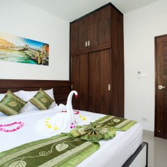 Отель Kata Hill View Villas by Kata Sea View Villas комната для гостей фото 3