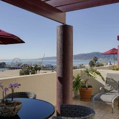 Отель Jw Marriott Santa Monica Le Merigot Санта-Моника пляж фото 2