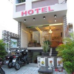 Hoang Anh Hotel Хошимин парковка