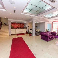 Отель Brilant Saranda Албания, Саранда - отзывы, цены и фото номеров - забронировать отель Brilant Saranda онлайн интерьер отеля