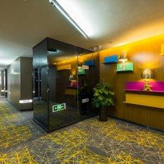 Отель Zmax Chengdu Chunxi Road спа