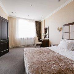 Гранд Отель Ока Премиум 4* Стандартный номер разные типы кроватей фото 12