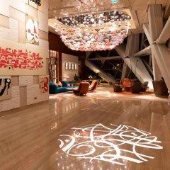 Отель Andaz Capital Gate Abu Dhabi - A Concept By Hyatt Абу-Даби с домашними животными