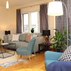 Отель Tallinn City Apartments 2 bedroom Эстония, Таллин - отзывы, цены и фото номеров - забронировать отель Tallinn City Apartments 2 bedroom онлайн комната для гостей фото 4