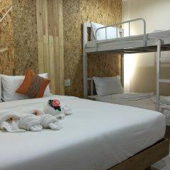 Отель JS Residence Таиланд, Краби - отзывы, цены и фото номеров - забронировать отель JS Residence онлайн комната для гостей фото 3