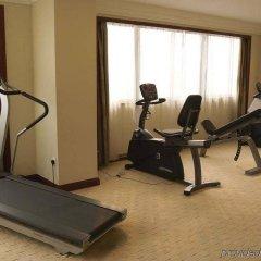 Daysun Park Hotel фитнесс-зал