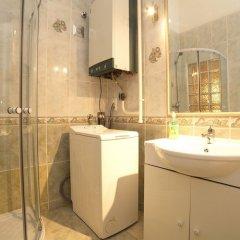 Отель Budapest City Center Apartments Венгрия, Будапешт - отзывы, цены и фото номеров - забронировать отель Budapest City Center Apartments онлайн ванная