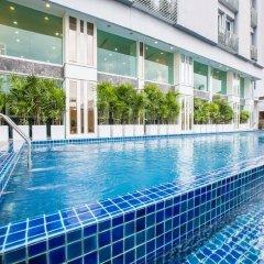 Golden Dragon Suvarnabhumi Hotel бассейн
