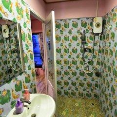 Отель Chomlay Room & Restaurant Старая часть Ланты ванная