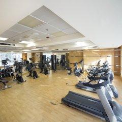 Отель Barcelo Residences Dubai Marina фитнесс-зал