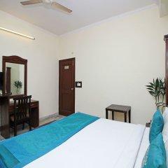 Отель Garden View Индия, Нью-Дели - отзывы, цены и фото номеров - забронировать отель Garden View онлайн комната для гостей фото 5