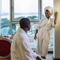 Отель Pullman Kinshasa Grand Hotel Республика Конго, Киншаса - отзывы, цены и фото номеров - забронировать отель Pullman Kinshasa Grand Hotel онлайн сауна