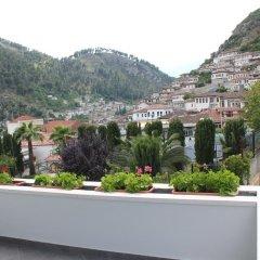 Hotel Rezidenca Desaret Берат балкон
