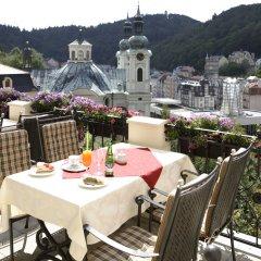 Spa Hotel Schlosspark питание фото 3