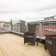 Отель Scandic Sjølyst балкон