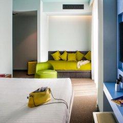 Отель Glam Milano Италия, Милан - 2 отзыва об отеле, цены и фото номеров - забронировать отель Glam Milano онлайн сейф в номере