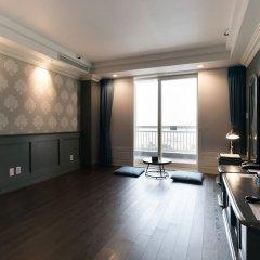 Отель Kensington Hotel Pyeongchang Южная Корея, Пхёнчан - 1 отзыв об отеле, цены и фото номеров - забронировать отель Kensington Hotel Pyeongchang онлайн фитнесс-зал фото 3