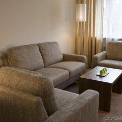 Отель LiViN Residence by Fleming´s Frankfurt - Seilerstraße Германия, Франкфурт-на-Майне - 1 отзыв об отеле, цены и фото номеров - забронировать отель LiViN Residence by Fleming´s Frankfurt - Seilerstraße онлайн комната для гостей
