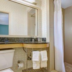 Отель Good Nite Inn West Los Angeles-Century City США, Лос-Анджелес - 1 отзыв об отеле, цены и фото номеров - забронировать отель Good Nite Inn West Los Angeles-Century City онлайн ванная