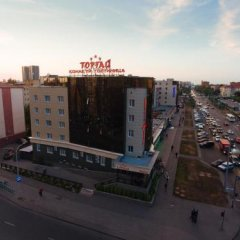 Гостиница Torgay Hotel Казахстан, Нур-Султан - отзывы, цены и фото номеров - забронировать гостиницу Torgay Hotel онлайн парковка