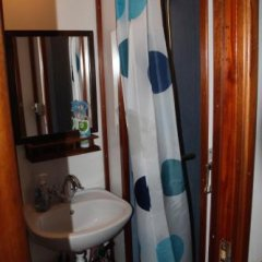Отель Ms Mary Nyhavn Дания, Копенгаген - отзывы, цены и фото номеров - забронировать отель Ms Mary Nyhavn онлайн ванная фото 2