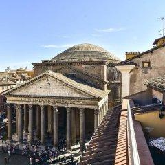 Отель Pantheon View from Terrace Apartment Италия, Рим - отзывы, цены и фото номеров - забронировать отель Pantheon View from Terrace Apartment онлайн